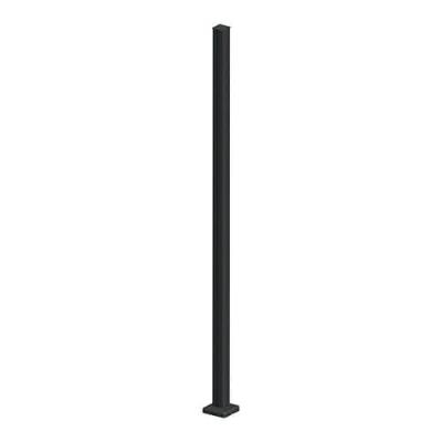 2480-Post-Hard-Surface-Aluminum-Black