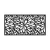 31604-48-inch-W-x-24-inch-H-Black-Starburst-Plastic-decorative-Screen