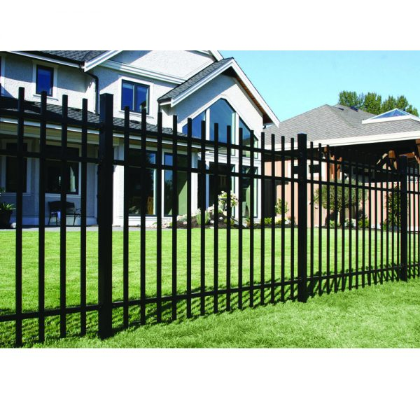 Aluminum-Fence-Panel-SKU-7004-InUse