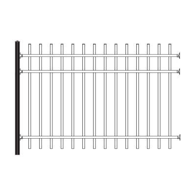 Aluminum-Fence-Post2-SKU-7001-7002