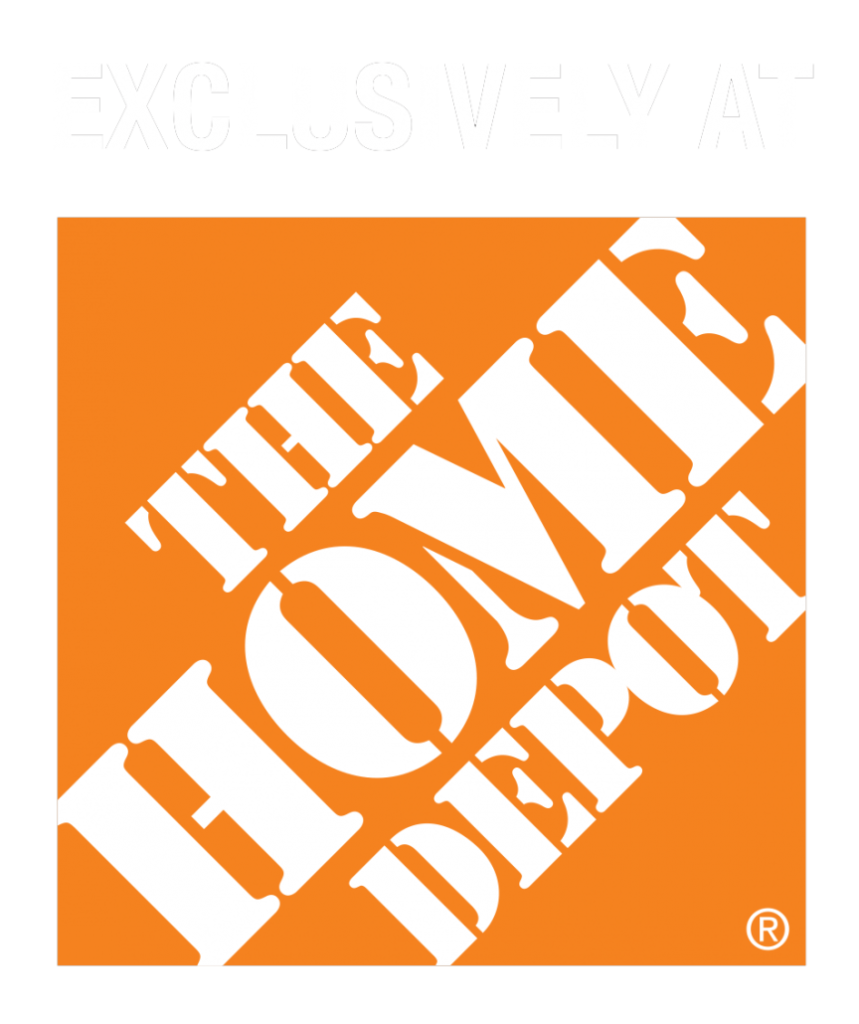 Exclusive at The Home Depot