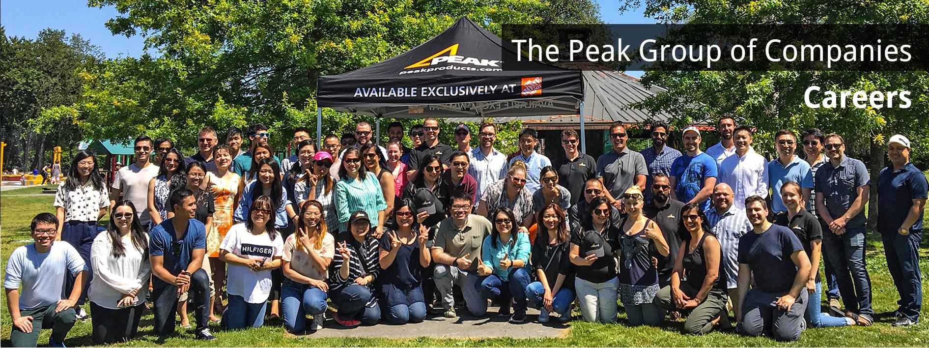 Careers at The Peak Group of Companies