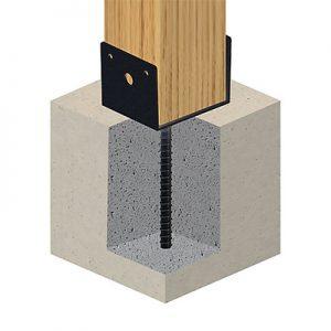 Post Holder 4x4