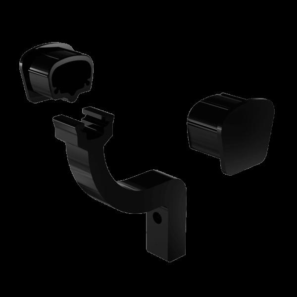 RailBlazers-Black-Continuous-Handrail-Caps-90991