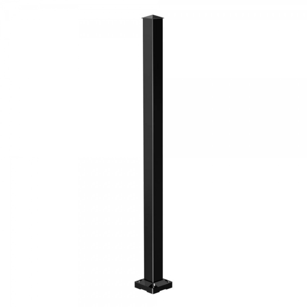 RailBlazers-Black-Stair-Post-Gloss-90051