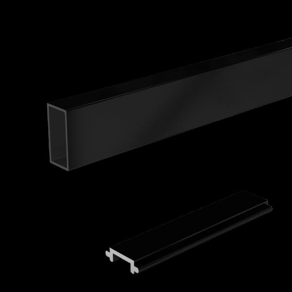 RailBlazers-Black-Wide-Picket-Spacer-Kit-Gloss-90301
