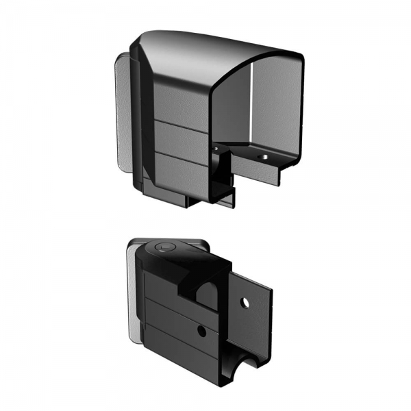 RailBlazers-Matte-Black-Horizontal-Angle-Bracket-Kit-91951