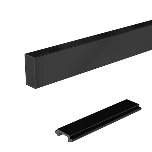 RailBlazers-Matte-Black-Wide-Picket-Spacer-Kit-91311