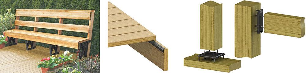 Brackets - Peak Deck Products