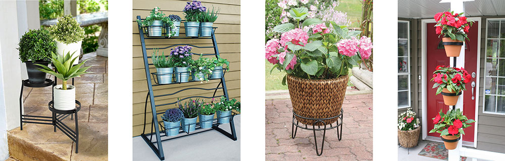 Plant Stands and Plant Holders