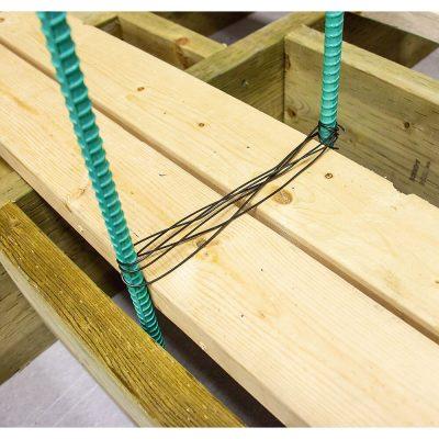 Peak Rebar Tie Wire to secure reinforcing bars