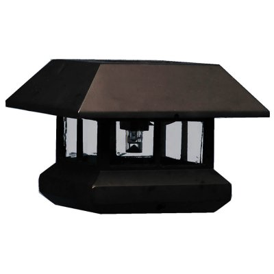 Veranda Solar Light Post Cap 681608