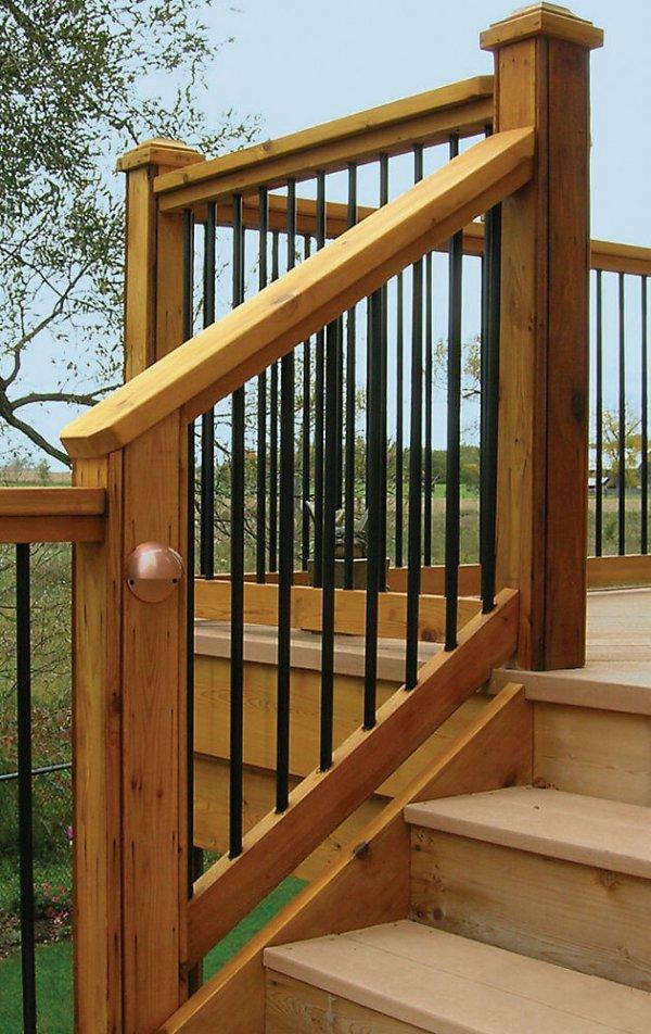 Veranda Stair Rail Kit 681548